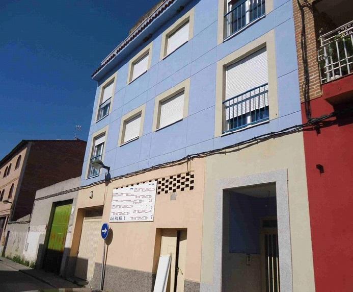 Piso en venta en Talavera de la Reina, Toledo, Calle San Joaquin, 40.000 €, 1 habitación, 1 baño, 69 m2