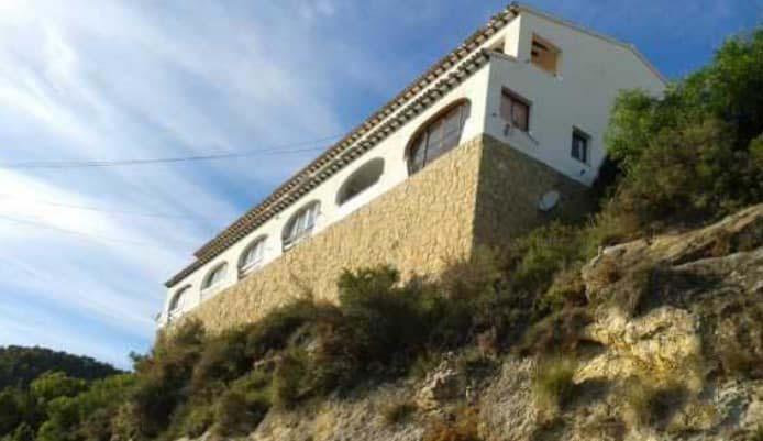 Piso en venta en Fanadix, Benissa, Alicante, Calle El Llobarro, 68.100 €, 1 habitación, 1 baño, 46 m2