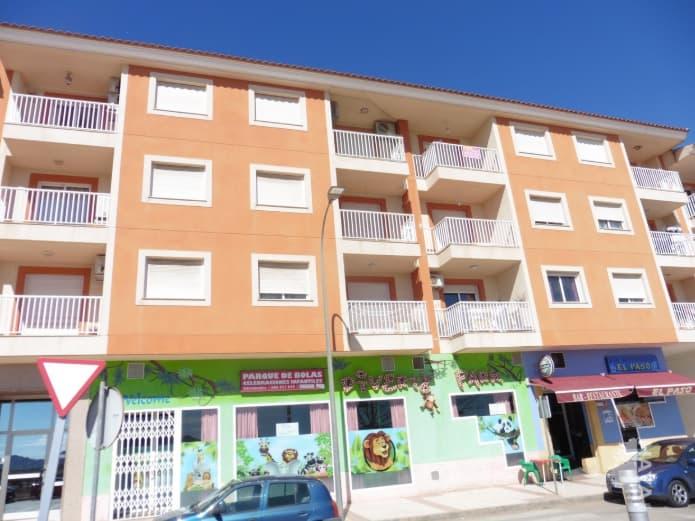 Piso en venta en Fuente Álamo de Murcia, Murcia, Calle Ronda de Levante. Edificio Puerta Eugenio Ii 53, 78.241 €, 3 habitaciones, 2 baños, 115 m2