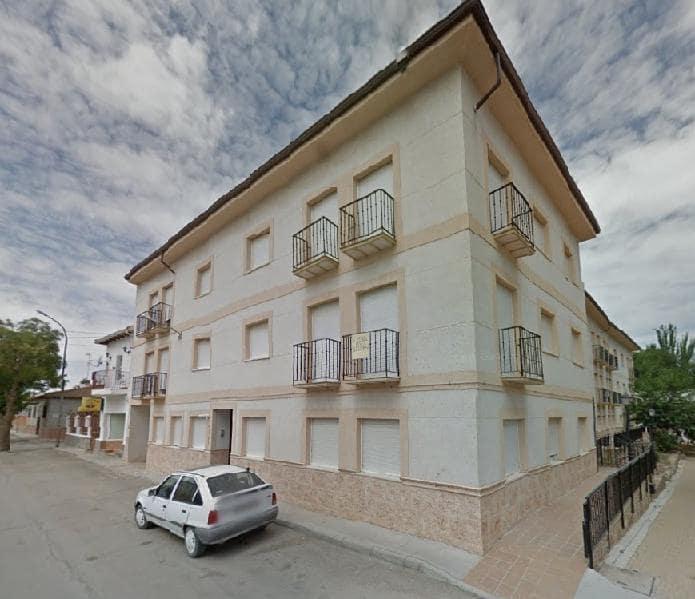 Piso en venta en Horcajo de Santiago, Cuenca, Calle Virgen del Rosario, 50.951 €, 3 habitaciones, 2 baños, 87 m2