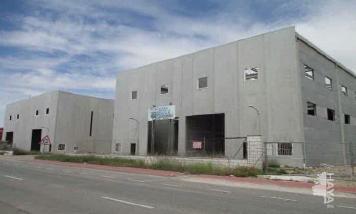 Industrial en venta en Villacerrada-centro, Albacete, Albacete, Calle Pg. Ind. Romica, 95.392 €, 498 m2