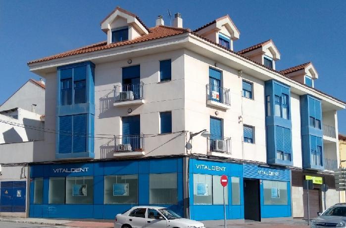 Piso en venta en Alcázar de San Juan, Ciudad Real, Calle Sandoval, 61.875 €, 2 habitaciones, 1 baño, 79 m2