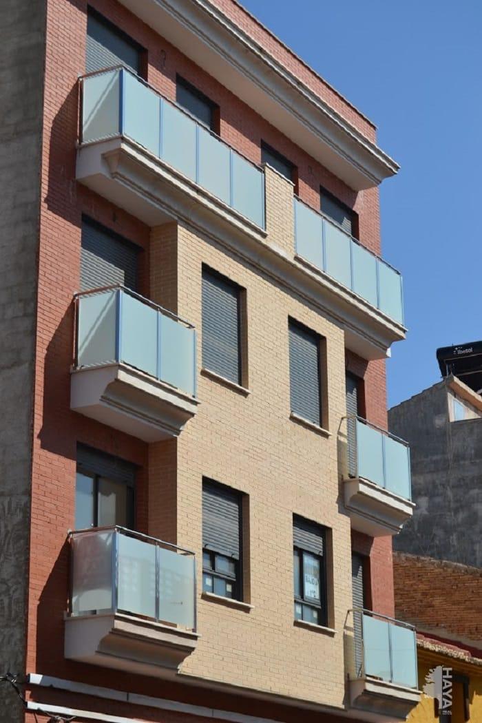 Piso en venta en Murcia, Murcia, Calle Gloria, 118.589 €, 3 habitaciones, 1 baño, 117 m2