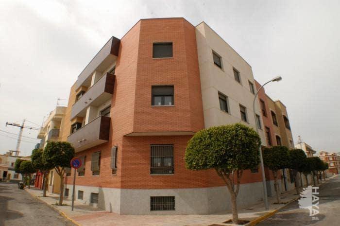 Piso en venta en Santa María del Águila, El Ejido, Almería, Calle Alvaro de Bazan, 133.951 €, 1 habitación, 1 baño, 56 m2