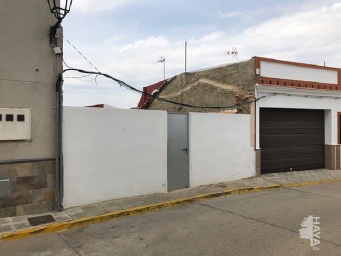 Piso en venta en Gibraleón, Huelva, Calle Betania, 37.700 €, 1 baño, 92 m2