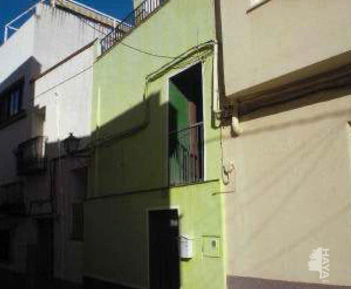Casa en venta en Càlig, Castellón, Calle San Vicente Ferrer, 54.100 €, 2 habitaciones, 2 baños, 108 m2
