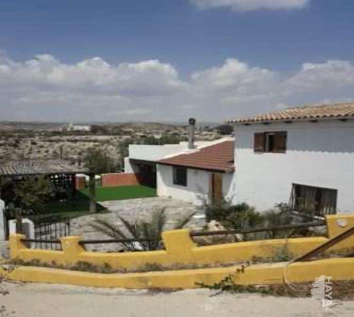 Casa en venta en Almería, Almería, Calle Partida El Molinico, la Capellanía, 139.000 €, 2 habitaciones, 1 baño, 204 m2
