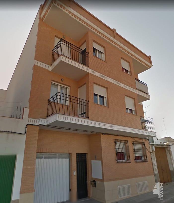 Piso en venta en Villarrobledo, Albacete, Calle Alfonso Xiii, 113.750 €, 3 habitaciones, 2 baños, 127 m2