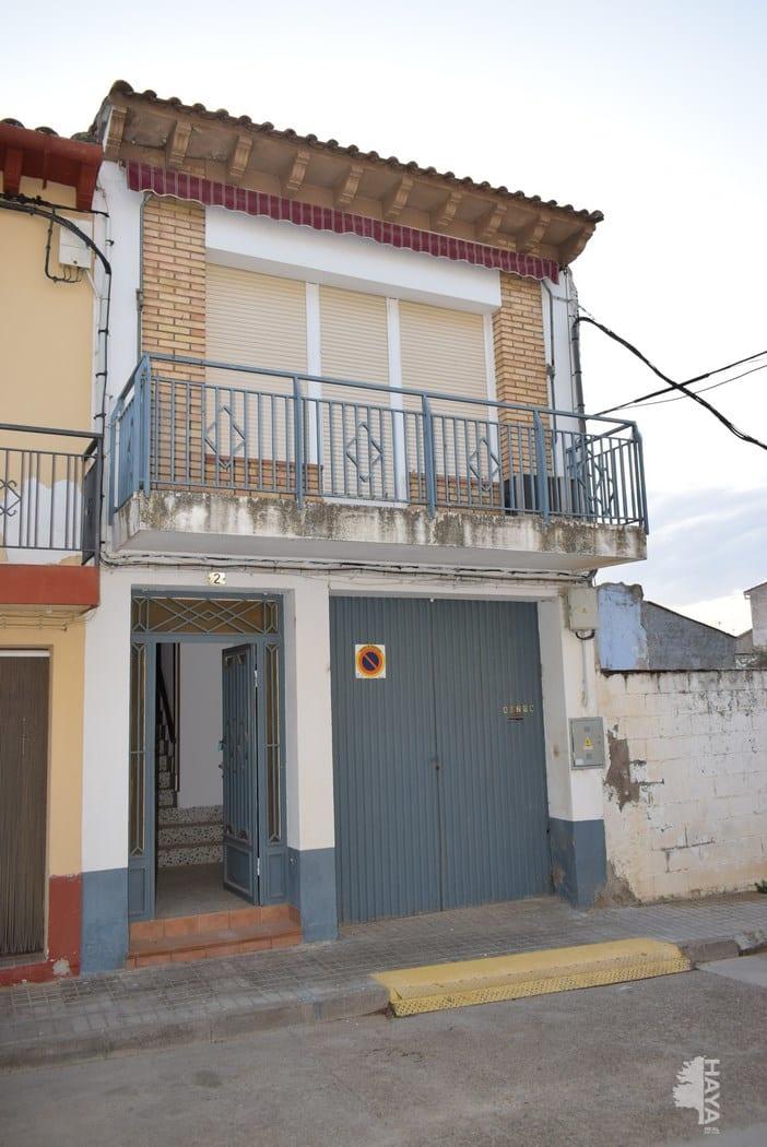 Casa en venta en Peralta de Alcofea, Peralta de Alcofea, Huesca, Calle San Juan, 49.000 €, 4 habitaciones, 1 baño, 224 m2