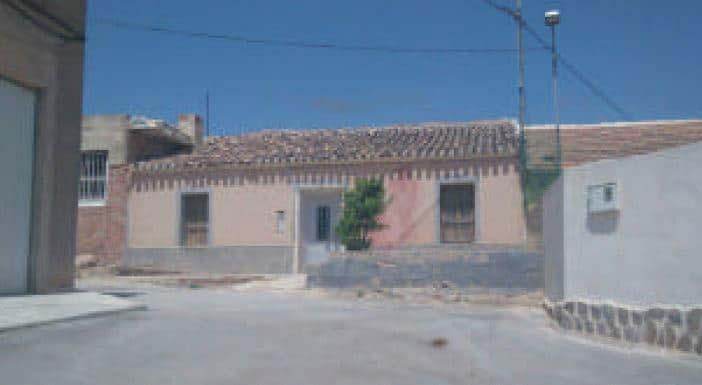 Casa en venta en Fuente Álamo de Murcia, Murcia, Calle la Loma, 78.300 €, 3 habitaciones, 1 baño, 117 m2
