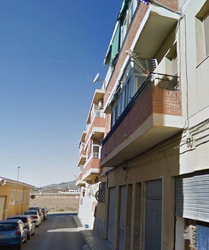Piso en venta en El Pinoso, Alicante, Calle Maisonnave, 54.600 €, 3 habitaciones, 1 baño, 99 m2
