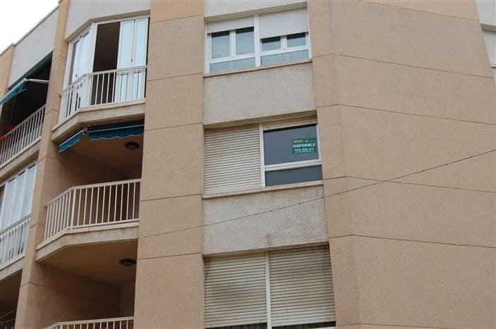 Piso en venta en Colina del Portet, Calpe/calp, Alicante, Calle Puerto de Santa María, 114.000 €, 3 habitaciones, 2 baños, 102 m2