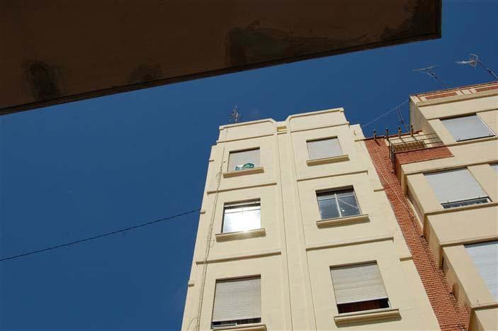 Piso en venta en El Baladre, Sagunto/sagunt, Valencia, Calle Almenara, 52.400 €, 4 habitaciones, 1 baño, 100 m2