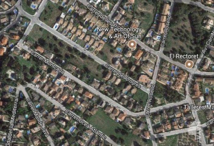 Casa en venta en Masia Sant Antoni, Cunit, Tarragona, Calle Progres (del), 331.200 €, 4 habitaciones, 2 baños, 251 m2