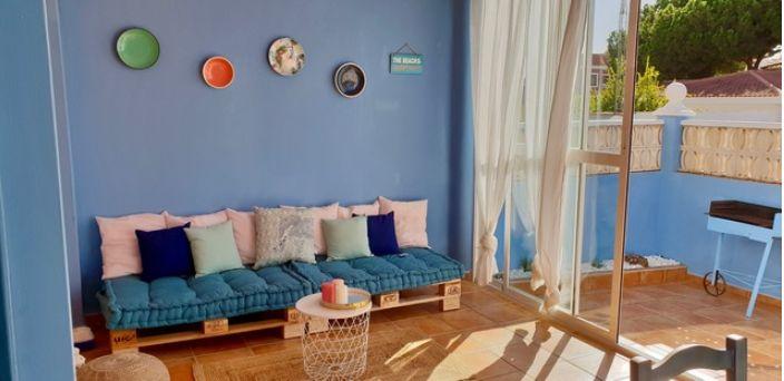 Casa en venta en Ezcaray, Lepe, Huelva, Calle Calamar, 137.700 €, 2 habitaciones, 2 baños, 100 m2
