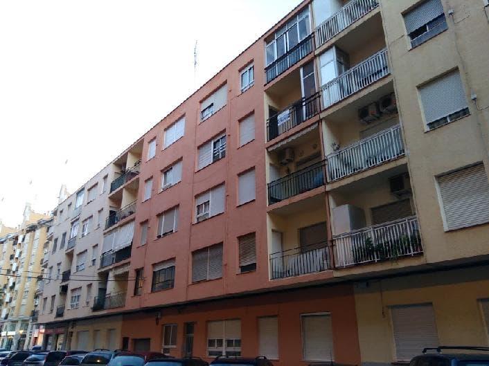 Piso en venta en La Pedrera, Dénia, Alicante, Calle Lepanto, 40.903 €, 3 habitaciones, 1 baño, 80 m2