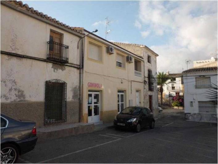 Piso en venta en Zurgena, Almería, Plaza de los Cinco Mártires, 46.400 €, 2 habitaciones, 1 baño, 76 m2