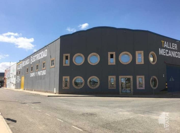 Industrial en venta en Balsicas, Torre-pacheco, Murcia, Calle Laguna de Villasinda, 371.589 €, 1196 m2