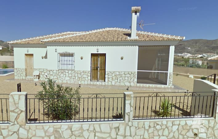 Casa en venta en La Alfoquia, Zurgena, Almería, Calle Lilas, 141.460 €, 4 habitaciones, 2 baños, 129 m2