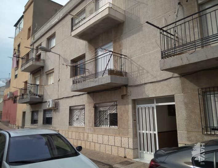 Piso en venta en Diputación de Alumbres, Cartagena, Murcia, Calle del Alumbre, 38.851 €, 3 habitaciones, 1 baño, 83 m2