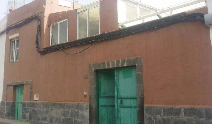 Piso en venta en Tafira, la Palmas de Gran Canaria, Las Palmas, Calle la Calzada, 120.457 €, 5 habitaciones, 3 baños, 197 m2