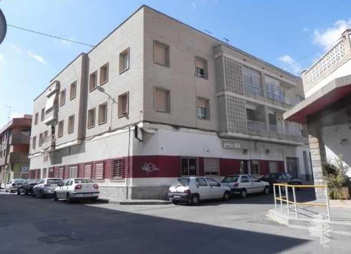 Piso en venta en Piso en San Javier, Murcia, 78.200 €, 4 habitaciones, 2 baños, 123 m2