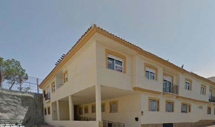 Piso en venta en Algaida, Archena, Murcia, Calle Aguilas, 95.200 €, 4 habitaciones, 1 baño, 132 m2