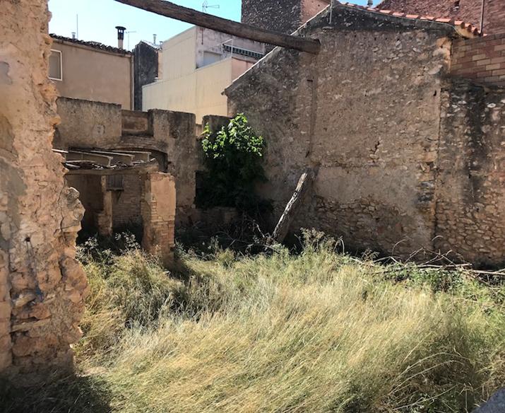 Suelo en venta en Roquetes, Tarragona, Calle S Just, 54.000 €, 154,64 m2