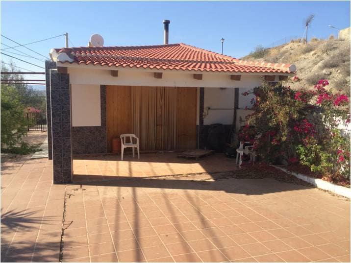 Casa en venta en Albox, Almería, Calle Albox-chirivel, 93.500 €, 2 habitaciones, 2 baños, 78 m2