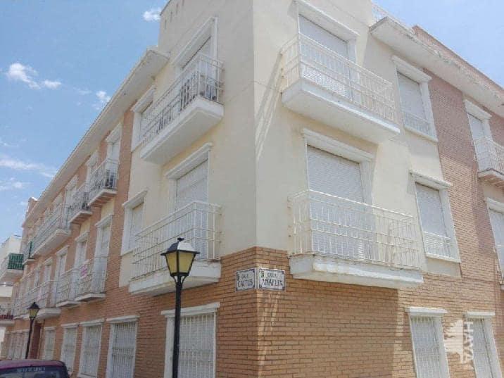 Piso en venta en Turre, Almería, Calle Cactus, 57.600 €, 2 habitaciones, 1 baño, 86 m2