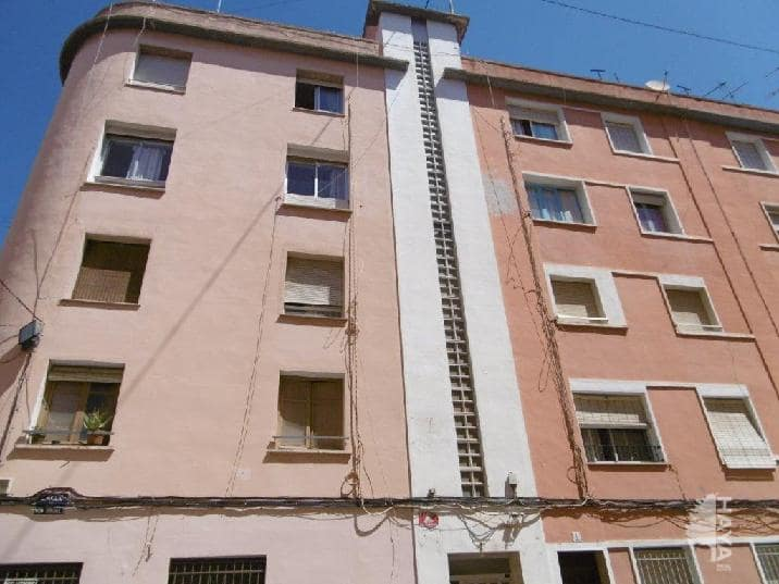 Piso en venta en Alquerieta, Alzira, Valencia, Calle Sant Andreu, 25.911 €, 4 habitaciones, 1 baño, 95 m2
