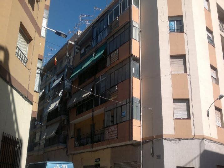 Piso en venta en Novelda, Alicante, Calle Andalucia, 20.202 €, 3 habitaciones, 1 baño, 81 m2