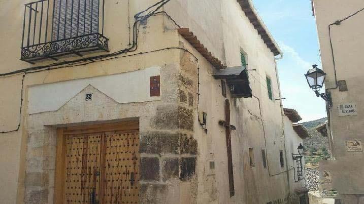 Piso en venta en Pastrana, Guadalajara, Calle Heruelo, 75.198 €, 5 habitaciones, 1 baño, 136 m2