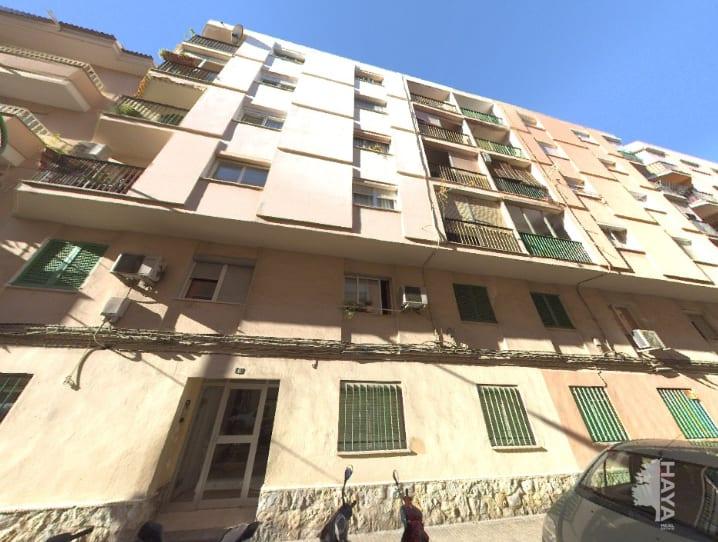 Piso en venta en Son Fortesa, Palma de Mallorca, Baleares, Calle Pintor Sorolla, 102.342 €, 3 habitaciones, 1 baño, 80 m2