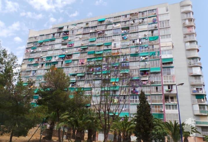 Piso en venta en Benidorm, Alicante, Avenida Portugal, 46.664 €, 1 baño, 43 m2