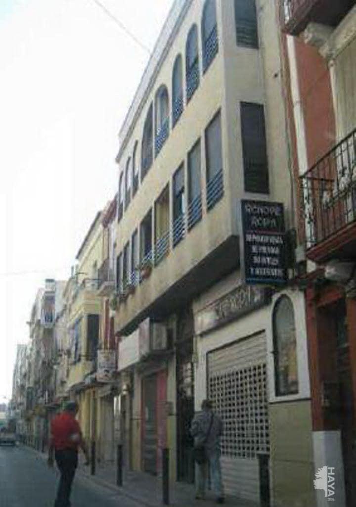 Piso en venta en San Antón, Orihuela, Alicante, Calle Pintor Agrasot, 67.200 €, 3 habitaciones, 2 baños, 117 m2