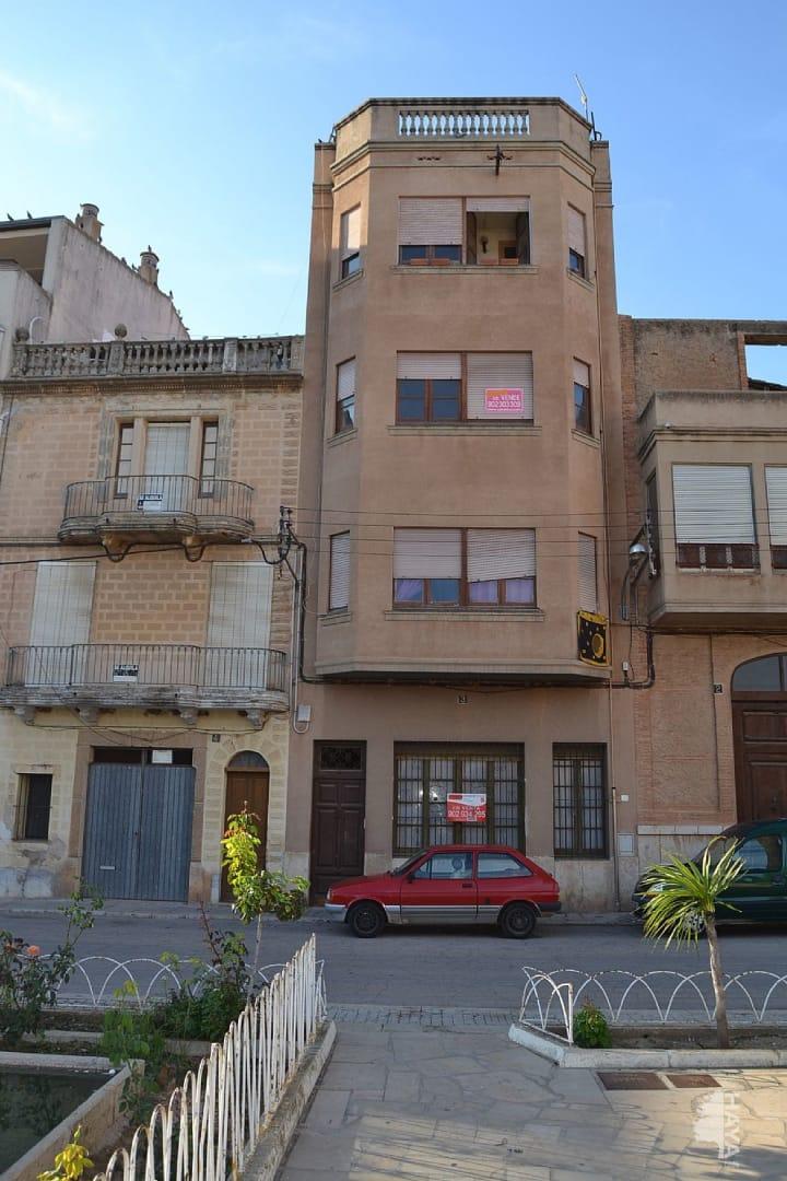 Piso en venta en Ulldecona, Tarragona, Plaza de España, 40.382 €, 5 habitaciones, 1 baño, 107 m2