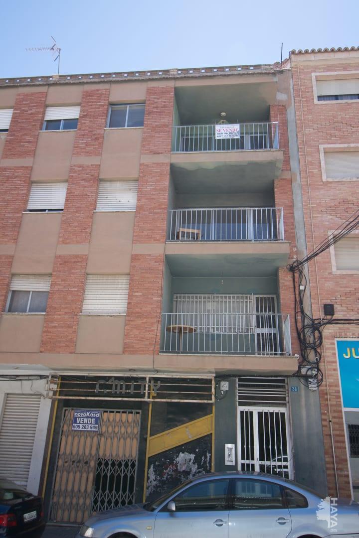 Piso en venta en El Cabezo, Bullas, Murcia, Avenida Manuel López Carreño, 51.181 €, 4 habitaciones, 2 baños, 122 m2