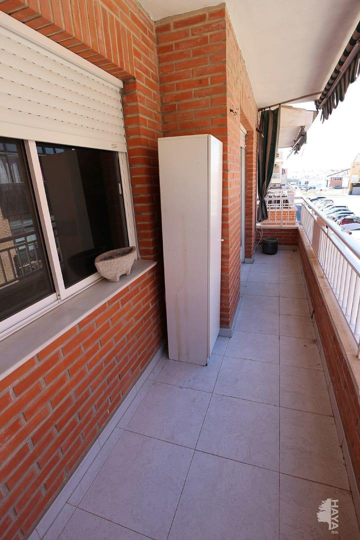 Piso en venta en Las Esperanzas, Pilar de la Horadada, Alicante, Calle Ramon Y Cajal, 124.218 €, 3 habitaciones, 2 baños, 110 m2