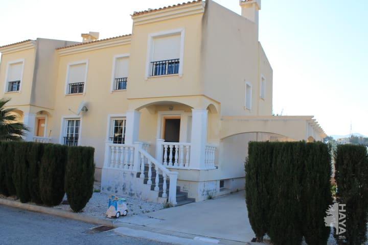 Casa en venta en Calpe/calp, Alicante, Calle Partida Tossal de la Cometa, 348.600 €, 1 habitación, 1 baño, 194 m2