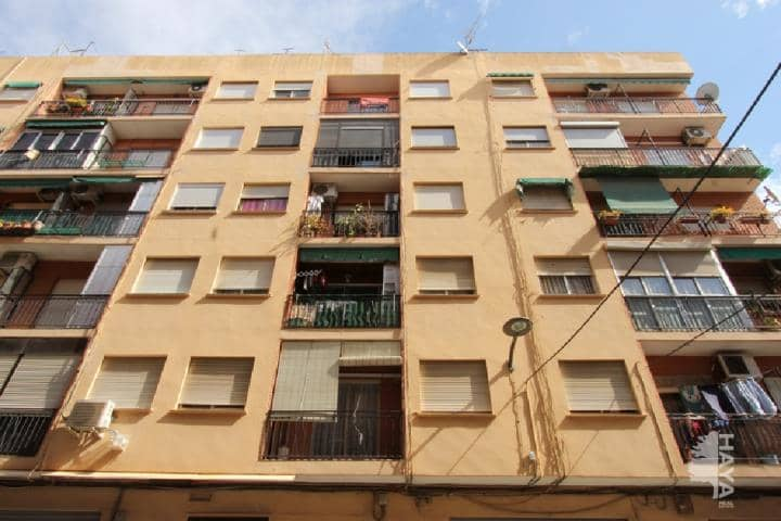 Piso en venta en Motor del Quint, Mislata, Valencia, Calle Aldaya, 43.100 €, 3 habitaciones, 1 baño, 78 m2