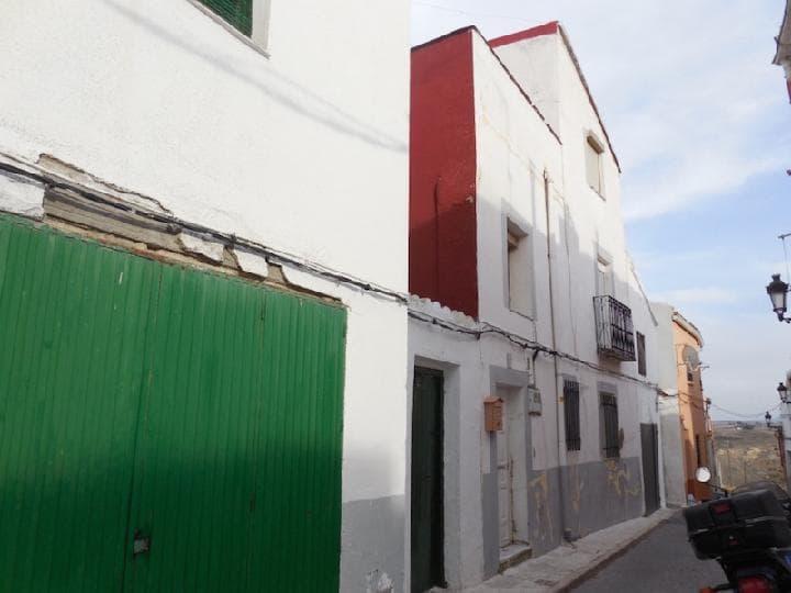 Casa en venta en Tarancón, Cuenca, Calle Castillejo, 25.520 €, 3 habitaciones, 1 baño, 95 m2