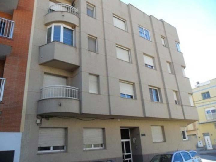 Piso en venta en Amposta, Tarragona, Calle Aparisi Guijarro, 81.500 €, 3 habitaciones, 2 baños, 95 m2