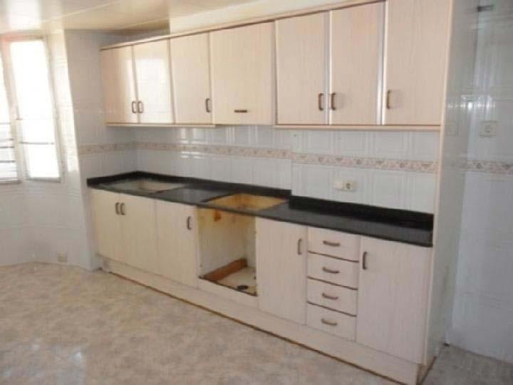 Piso en venta en Piso en Amposta, Tarragona, 77.300 €, 3 habitaciones, 2 baños, 95 m2