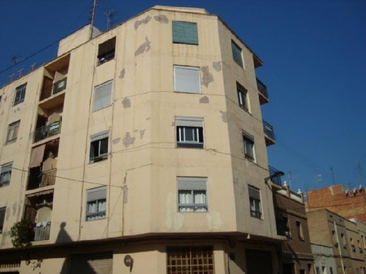 Piso en venta en Virgen de Gracia, Vila-real, Castellón, Calle Artana, 33.400 €, 3 habitaciones, 2 baños, 67 m2