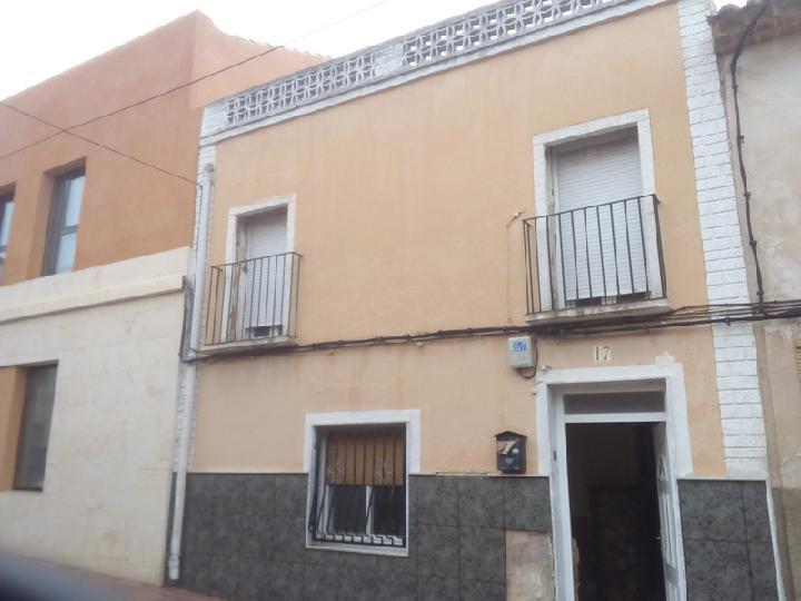 Casa en venta en Salinas, Alicante, Calle Antonio Machado, 90.200 €, 5 habitaciones, 2 baños, 130 m2