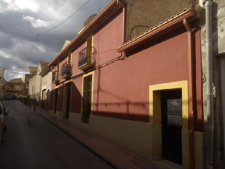 Casa en venta en Salinas, Alicante, Calle Pintor Juan Gabriel Barcelo, 167.400 €, 2 baños, 394 m2