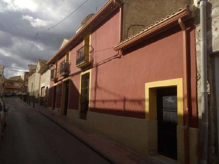 Casa en venta en Salinas, Alicante, Calle Pintor Juan Gabriel Barcelo, 152.000 €, 3 habitaciones, 2 baños, 394 m2