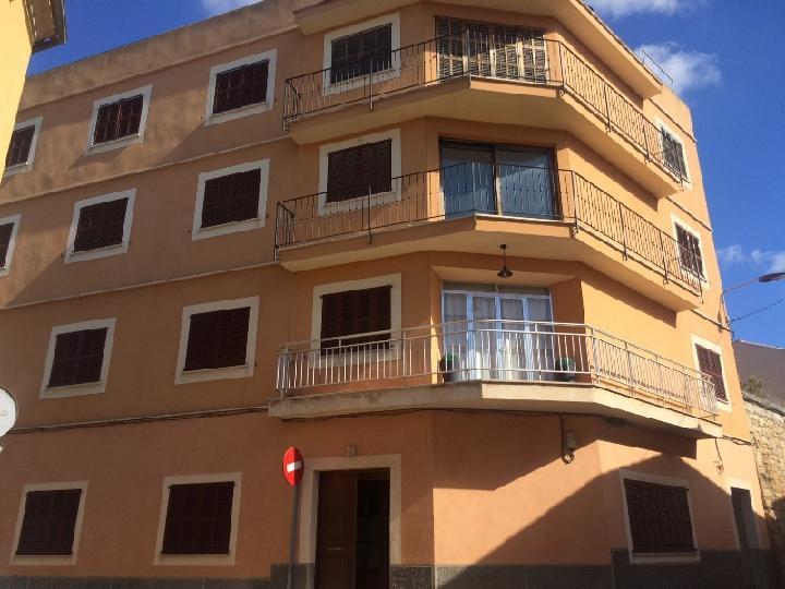 Piso en venta en Manacor, Baleares, Calle Vilanova, 172.300 €, 3 habitaciones, 2 baños, 174 m2