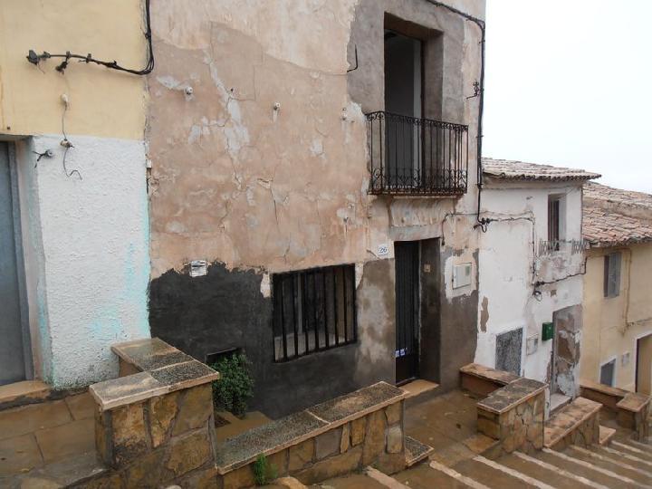 Casa en venta en Castalla, Alicante, Calle la Vela, 55.125 €, 4 habitaciones, 1 baño, 109 m2